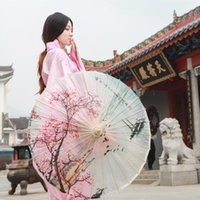 asian parasols - Asian Fashion Craft Paper Umbrella Dance Costume Props COS Play Parasols