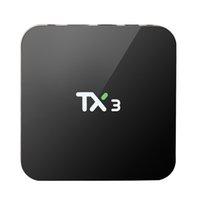 Cheap digital media box Streambox TX3 S905 Android 5.1 kodi 1g ram 8g rom smart tv box android