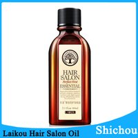 Wholesale Best LAIKOU Haircare PURE ml Morocco Argan Oil Glycerol Nut Oil Hairdressing Hair Care Essential Moroccan Oil
