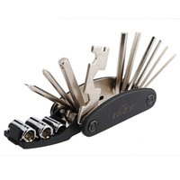 Wholesale Hot in Moutain Bicycle Tools Sets Bike Bicycle Multi Repair Tool Kit Hex Spoke Wrench Cycling Screwdriver Carbon Steel