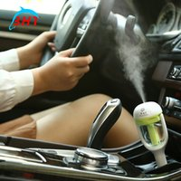air purifier power - Fashion Mini Charging Portable Car Humidifier Aroma Diffuser Ultrasonic Mist Fresh Air Purifier Essential Oil Diffuser