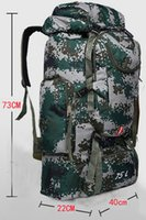 Wholesale New Style Outdoor Military Sports Backpack Camping Bag Rucksacks Larger Capacity travelling backpack Computer Bag