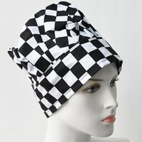 adult chef costume - Adult Cooker Baker Cloth Toque Chef Cap Restaurants Hotels Traditional Cook Hat
