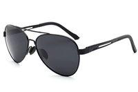 Fashion al mg alloy - Sunglasses For Men Polarized Sun Glasses Polar Sunglass High Quality Al Mg Foot Mens Oversized Sunglases Luxury Designer Sunglasses L7A0