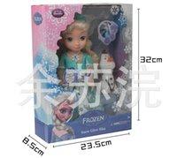ai fashion - XAYA Frozen Ai Sawa Va with music series inch Princess doll doll Xuebao