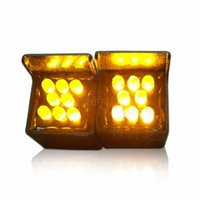 amber cluster - mm Square Amber LED Arrow Light Part Pixel Cluster Module