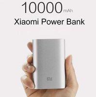 banks batterie power - 100 Original Xiaomi power bank mAh Externe Batterie xiaomi Tragbare Ladegerät für iPhone S S S5 plus