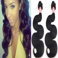 best weaves for natural hair - Cheap Brazilian Hair Weave Bundles For Sale Indian Peruvian Malaysian Hair Best Quality Bundles Original Human Hair Weaves For Black Women