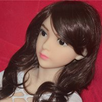 Wholesale New cm real full silicone sex love doll life japanese sex dolls hot japan sex girl for man
