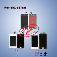 lcd screen display - Grade A LCD Display Touch Screen Digitizer Full Assembly for iPhone G S C Replacement Repair Parts