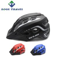 adult male bicycle - Soul Travel Men s Bike Helmet Vents Cycling Protective Gear Adults Bicycle Helmets Eps Safe Cap for Male Drop Shipping