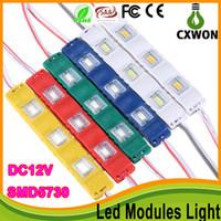 Wholesale LED module light lamp SMD IP65 waterproof LED modules for sign letters LED back light led DC V backlight