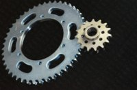 Wholesale Racing Motorcycle parts Chain Front amp Rear Sprocket T for YAMAHA XJR400 HM sprockets sprocket wheel