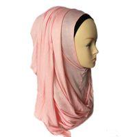 plain jerseys - Plain Jersey Slip Hijab Slip Women Oversized Neck Scarf Viscose Shawl Wrap colors color11 color20