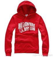 Cheap Autumn Winter Billionaire Boys Club Printed Men Hoodies Full Sleeve Overcoat Fashion Male BBC Sweatshirt Boys Slim Pullovers
