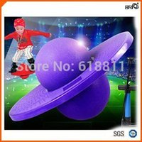 Wholesale UFO bouncing ball for bodybuilding and fat burning bearing weight lbs