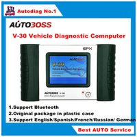 audi official - Autoboss V30 update via official website Autoboss V30 SPX Autoboss V30 English Spanish Russian French German package in plastic case