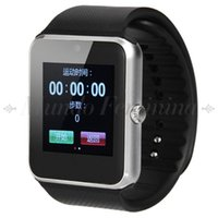 Wholesale 1 quot LCD Bluetooth Smart Wrist Watch NFC for Android Samsung Galaxy S6 S6 Edge
