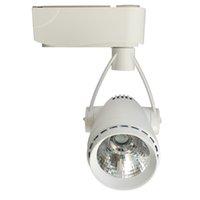 Wholesale LED COB Track Light W Spot light Equal W Halogen Lamp for Clothing Shop V V V V V optional