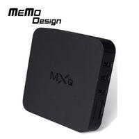 Cheap MXQ Best Smart TV Box