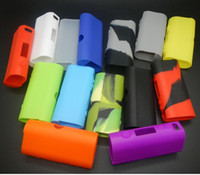 Wholesale Subbox Mini Silicone For Subox Mini Starter Kit Protective Case Fit Kangertech E Cigarette Rubber Sleeve Protective Cover Shipping Free