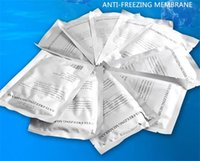 Wholesale cryolipolysis anti freezing membranes cryo cool pad anti freeze cryotherapy antifreeze membrane for clinical salon and home use D969