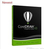 Wholesale Full Version Corel CorelDRAW Graphics Suite X8 Multilingual Activation Code Working