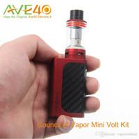 vapes - 100 Authentic cov mini volt v2 kit w e cigs box mod vapes mah mini volt mod with Vengeance updeate Mini volt kit vaporizer vape mods