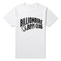 Wholesale BILLIONAIRE BOYS CLUB T Shirt Tee BBC T Shirts Men s Hip hop Skateboard T shirts Cotton Shirt Tees Tops JDF0421