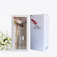 Wholesale Reed Diffuser Natural Scents Essential Oils Synergies Aroma Diffuser Bougainvillea Speetabilis For Fragrance Diffuser Code