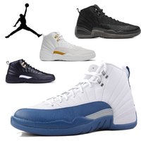 free shipping for basketball shoes - Nike dan French Blue The Master Basketball Shoes For Men Women Jordan OVO Drake White Gold Basketball Shoes