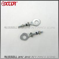 Wholesale 13mm Axle Wheel CHAIN ADJUSTER TENSIONER Galvanized For cc cc cc cc Dirt Pit Bikes chain