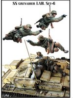 Wholesale Models Building Toy Model Building Kits SS Grenadier LAH Ser grenadier Cheap grenadier