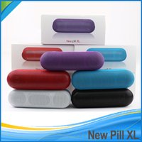Wholesale Pill XL Speaker B3 Pill XL Speaker Bluetooth Portable mini Speaker Super Bass Outdoor Speaker With Package Box DHL Free