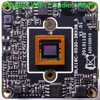 aptina cmos image sensor - IPC P quot Aptina AR0130 CMOS image sensor Hi3518C IP camera CCTV module chip board support audio alarm external USB WiFi