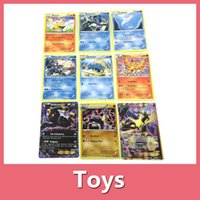 big broken - Poke Trading Cards Games Break Point English Edition Styles Anime Pocket Monsters Cards Toys