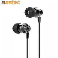 Wholesale Original Stereo HIFI Hand free In Ear Phone Headphones mm Built in Microphone MP3 Earbuds Earphone for i phone Samsung etc