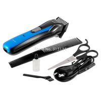 Wholesale Electric Rechargeable Shaver Beard Trimmer Razor Hair Clipper Body Groomer