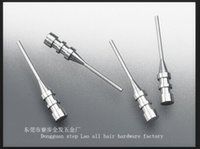 Wholesale CNC machining stainless steel long and slender shaft Can small orders Providing sample