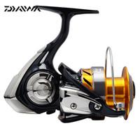 Wholesale Daiwa Brand REVROS A Series BB Original Reel Saltwater Freshwater Spinning Fishing Coil with Air Rotor Carp Fishing Reel