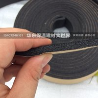 air condition tape - xterior Parts Front Skirt m Fire retardant foam sponge rubber insulation tape strips car door insulation cotton car air conditioning
