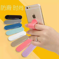 Wholesale Universal Holder Finger handle Mobile phone Ring Handle Cell phone For Iphone Smart Phone HTC Samsung