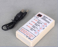 Wholesale Ultra Compact Micro VGA SVGA XGA Test Generator DB15 Display Plug USB to DC3