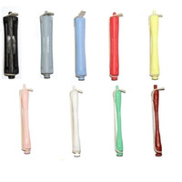 Wholesale New peice Professional Perming Rods Hair Tools Size Curling Hairdressing Create Beautiful Curls and Waves