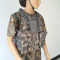 Wholesale Militaria Military Vestt Camouflage Army Training Combat Uniform Hunting Vest CS Vest Tactical Vest