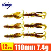 bass brushes - Brush Softbaits Soft Plastic Worms Baits Fishing lure for worm hooks Black Bass Zoombait mm g Pieces