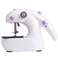 Wholesale Brand Mini Electric Household Sewing Machine Hand Held Single Sewing Tool High Quality