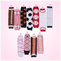 arm warmers pattern - Baby girl sweet bow leg warmers children cotton ball pattern socks adult arm warmers styles choose
