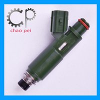 Wholesale New Arrival Fuel Injector for Toyota Corolla L ZZFE oem Hight Quality Toyota Original parts