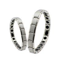 Wholesale For Women Gift Anti Fatigue Germanium Titanium Energy Bracelet Power Bangle Best gift Reduce muscle tension